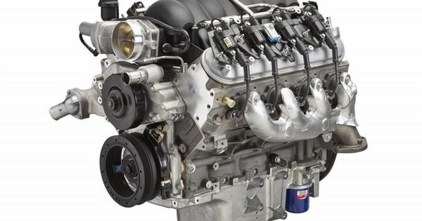 Find Chevrolet Performance Ls 376 525 Long Block Crate Engines