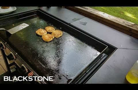 Blackstone Grill Cooking Videos