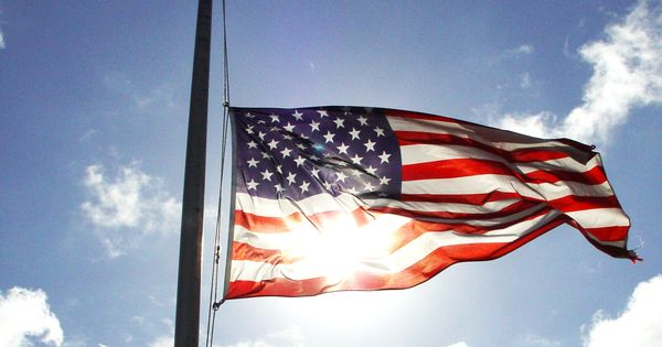 flag protocol half mast
