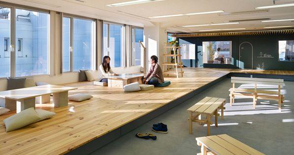 Zappallas Corporate Headquarters By Suppose Design Office