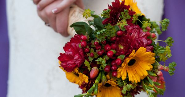 Fall Wedding Bouquets On A Budget Ideas For A Budget Wedding Bouquet