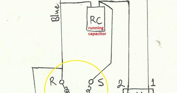 air compressor capacitor wiring diagram before you call a ac repair man visit my blog for some