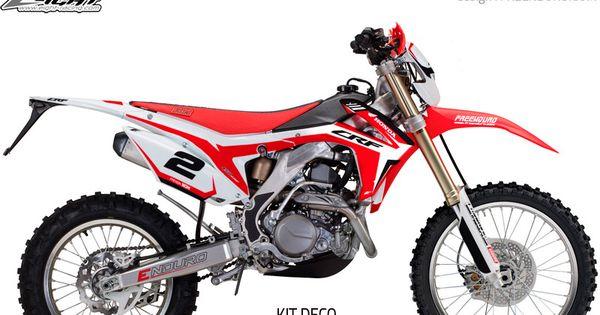 kit d 233 co 450 crf et 250 crf honda enduro http www eight racing fr kits deco enduro 1307