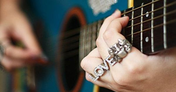 Pin By Rikki Robinson On Dreams Profile Picture For Girls Rocker Girl Rings