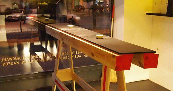 la taperia popup tapas bar aretio kloos nuremberg 05 la taper a pop up tapas bar by aretio. Black Bedroom Furniture Sets. Home Design Ideas
