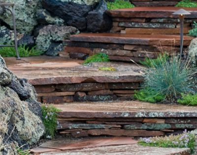 Landscaping Flagstaff Hill : Flagstaff landscape contractor retaining walls ideas for outdoors