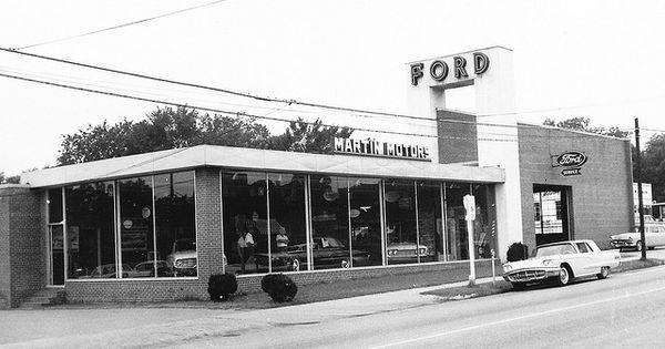 Martin Motors Ford Rock Hill Sc 1960 Rock Hill Ford