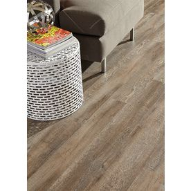 Style Selections 1 Piece 6 In X 36 In Driftwood Peel And Stick Vinyl Plank Flooring At Lowes Com Vinyl Plank Flooring Vinyl Plank Plank Flooring