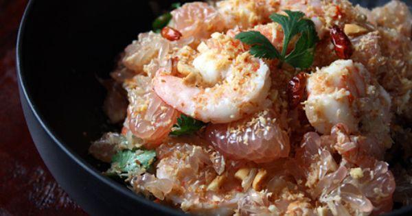 Thai Pomelo Salad Recipe
