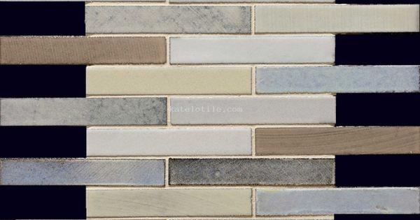Lavastone Sri Lanka 1x6 Milstone Lavastone Mosaics Mosaic Tiles House Tiles Mosaic