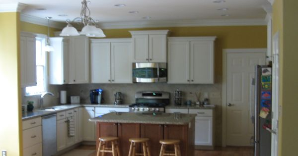Similar to my layout kitchen remodel ideas pinterest for Best flooring for resale value