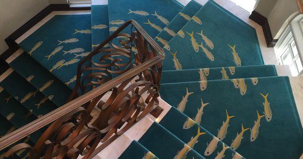 Stair Runner Carpet Modern Ideas