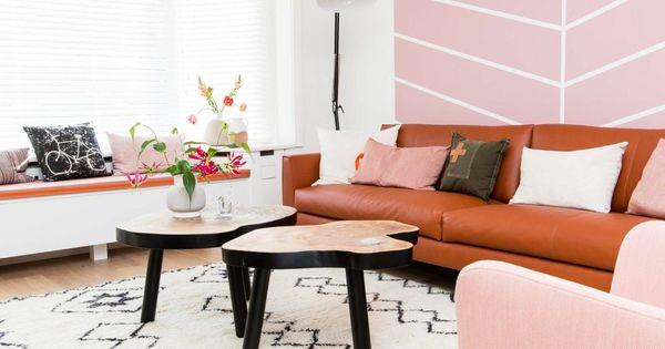 Muur schilderen idee niet de kleur o 39 t goorhuis pinterest muur kleur en roze - Keuken muur kleur idee ...