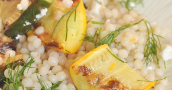 Summer squash, Couscous and Squashes on Pinterest