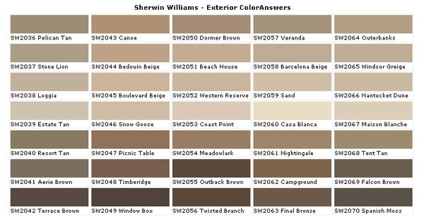 interior house paint color chart sherwin williams paint. Black Bedroom Furniture Sets. Home Design Ideas