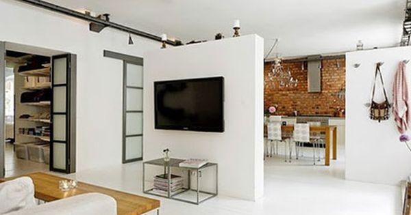 Interieur 10 tips voor het inrichten van een klein huis of appartement stijlvol styling - Een klein appartement ontwikkelen ...