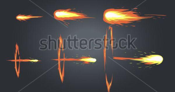 vector effect effect for game explode effect animation cartoon vector files cartoon vector art