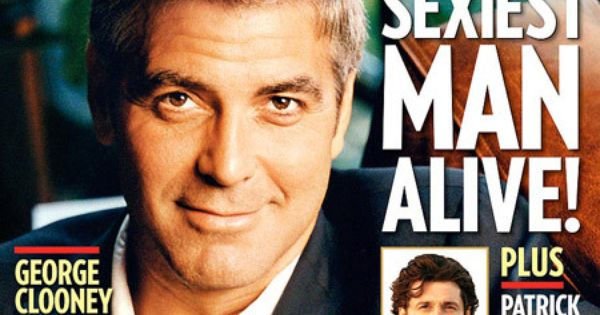 George clooney sexiest man alive images 79