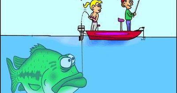 Fishing Cartoon Scheduled Via Http Www Tailwindapp Com Utm Source Pinterest Utm Medium Twpin Utm Content Post12086 Fishing Memes Fishing Humor Fishing Jokes
