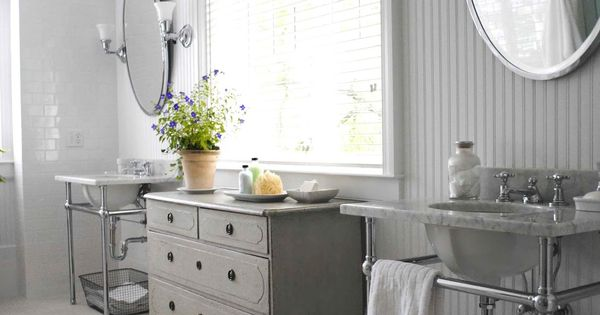 grey and white washroom  bathroom antique swedish Bright White Bathrooms grey and white country bathrooms