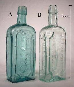 Bottle Dictionary Marks Identification Dating Antique Glass