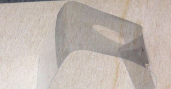 Bend Sheet Acrylic Or Plexiglass For Crafts Using Simple Tools Plexiglass Embossing Heat Tools Acrylic