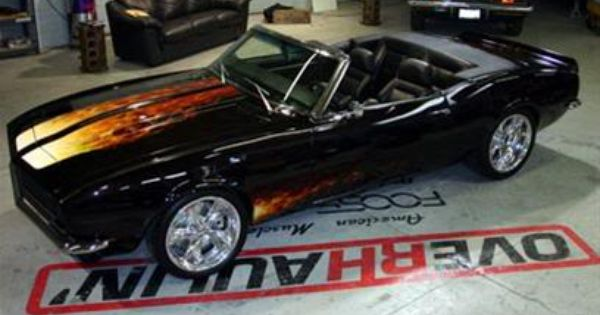 1968 Camaro Photo Foose 68 Camaro Jpg Cars Pinterest