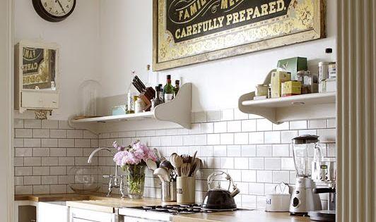 Galleria foto come arredare una cucina in stile vintage for Cucina stile anni 50