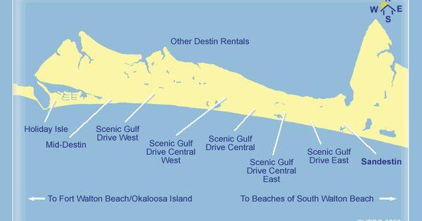 Sandestin Map Google Search Destin Fl Pinterest Vacation Fl Usa And North West