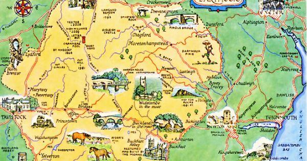 Dartmoor Postkarten