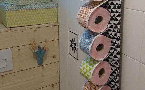 d rouleur de papier toilette original d rouleur toilette et originaux. Black Bedroom Furniture Sets. Home Design Ideas