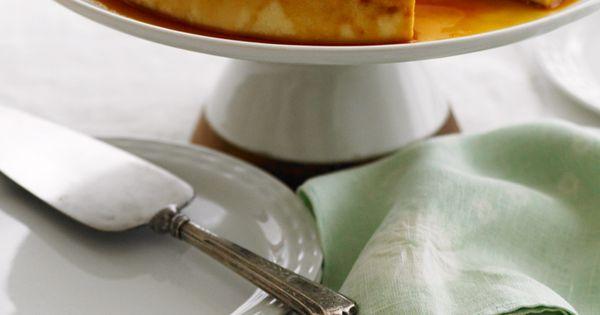 how to make cream cheese flan