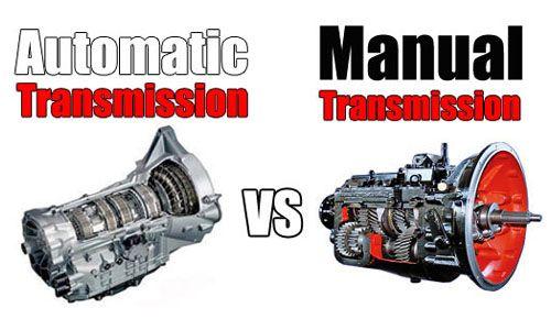 Manual Vs Automatic Transmission Myths Debunked Car From Japan Manual Car Automatic Transmission Transmission