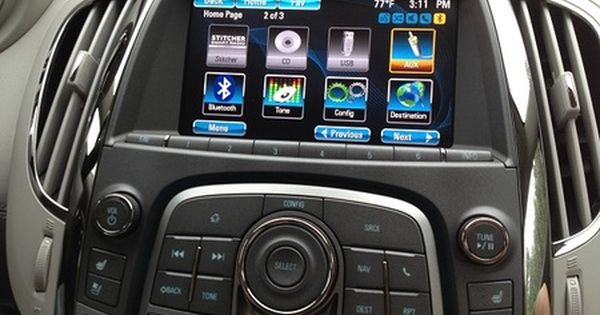 We Can Now Offer You The New Gm Factory Intellilink And Navigation Upgrade For Your 2010 2012 Buick Lacrosse Or Buick Regal The Buick Lacrosse Buick Lacrosse