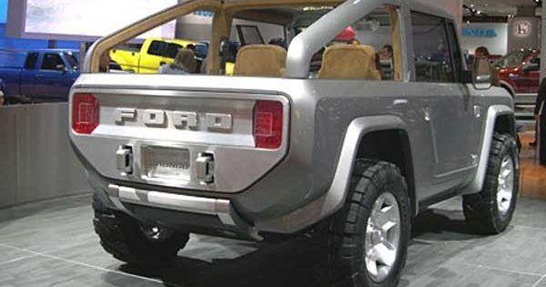 2020 Bronco Price Truk