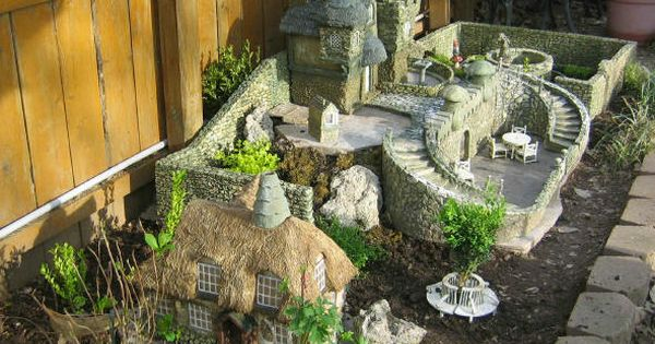 Fairy Village Google Search This Would Be Amazing