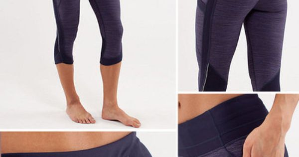 Workout capris with POCKETS! Not hinting at anything. They are just workout pants.