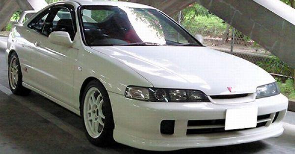 Ek9 Civic Type R In Championship White Honda Civic Type R Honda Civic Hatchback Honda Civic