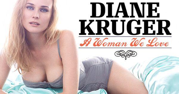Diane kruger  Esquire ...