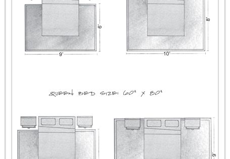 A Collection Of Interior Design Cheat Sheets And