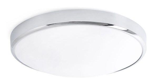 Plafonnier salle de bain led puissant luminaire led for Luminaire salle de bain led