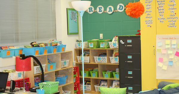 Second Grade Classroom Design Ideas : Second grade classroom lots of cute ideas for decorating