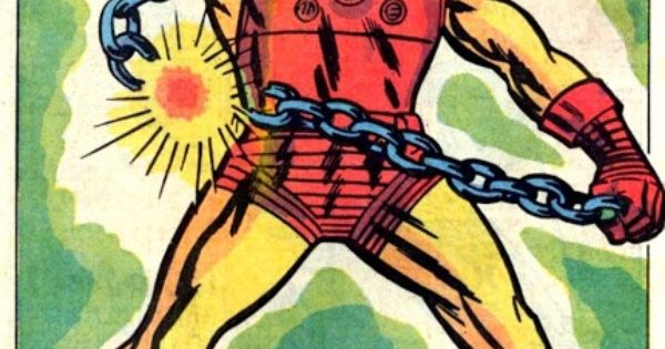 Iron Man Pin-Up - Jack Kirby | Iron Man | Pinterest | Jack ...