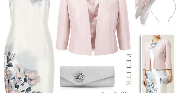 Jacques Vert Petite Mother Of The Bride Outfits In Pink
