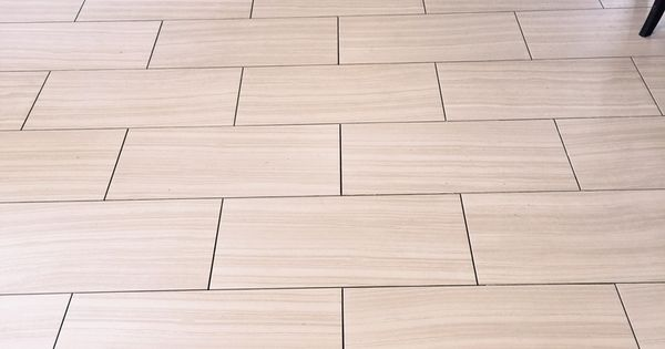 Which Direction Should You Run Your Tile Flooring Well