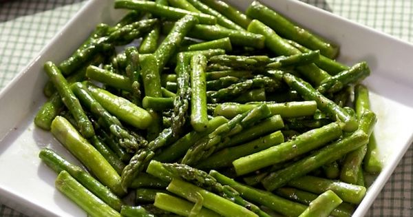 Stir-Fried Asparagus Recipe~ Martha Stewart