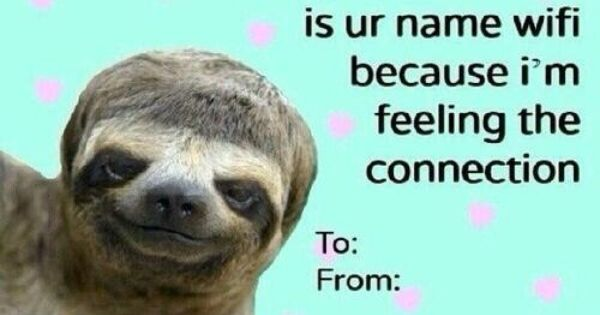 11 LOL Memes That Perfectly Describe How You Really Feel About – Cheesy Valentine Card