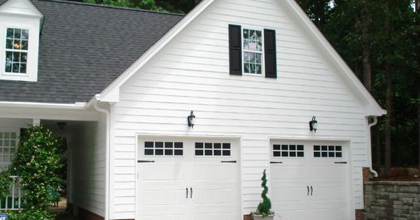 Adding attached garage with breezeway pictures found on for Attached garage plans with breezeway