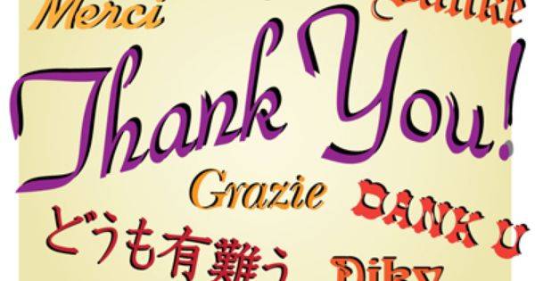 """the powerful words of thank you Gratitude is a powerful expression of  are 49 gratitude quotes and a poem of thanksgiving to  """"if the only prayer you say in your life is thank you, ."""