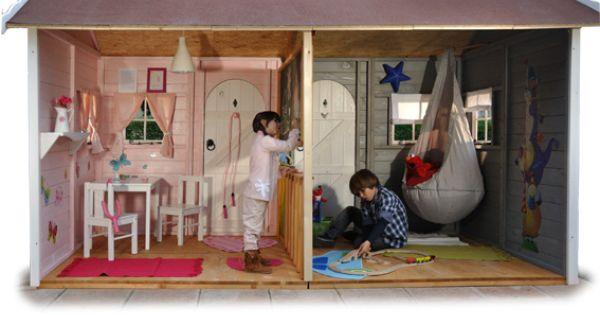 Casita de madera infantil hansel y gretel sweet home - Casa madera infantil ...